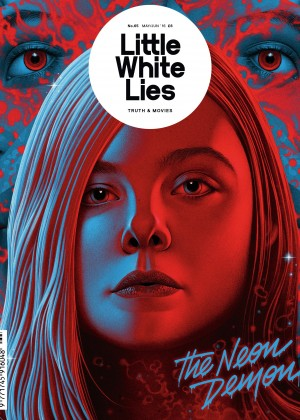 Elle Fanning - Little White Lies Cover (May/June 2016)