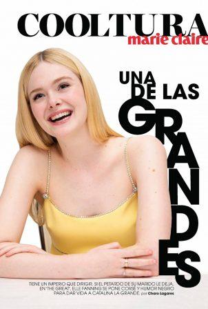 Elle Fanning - Marie Claire Espana Magazine (June 2020)