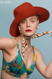 Elle Fanning - Marie Claire Magazine (February 2020)