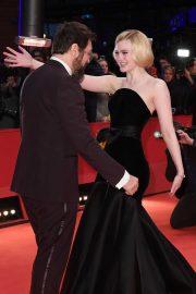 Elle Fanning - On a red carpet 'The Roads Not Taken' Premiere -2020 Berlinale