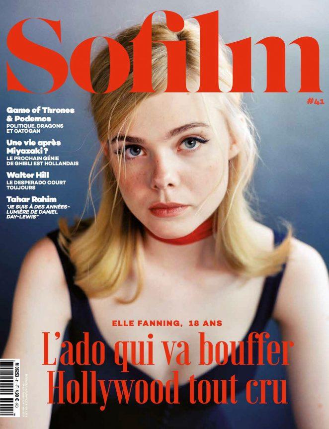 Elle Fanning - SoFilm Magazine (June 2016)