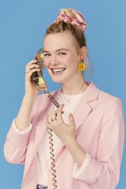 Elle Fanning - The Babysitter Club on Audible 2019