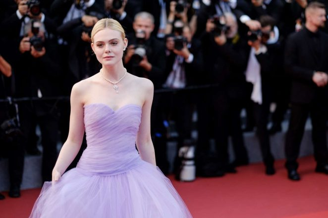 Elle Fanning - 'The Beguiled' Premiere at 70th Cannes Film Festival