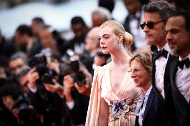 2019 Cannes Film Festival Opening Ceremony: Elle Fanning: The Dead Dont Die Premiere -01