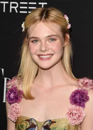 Elle Fanning - 'Trumbo' Premiere in Beverly Hills