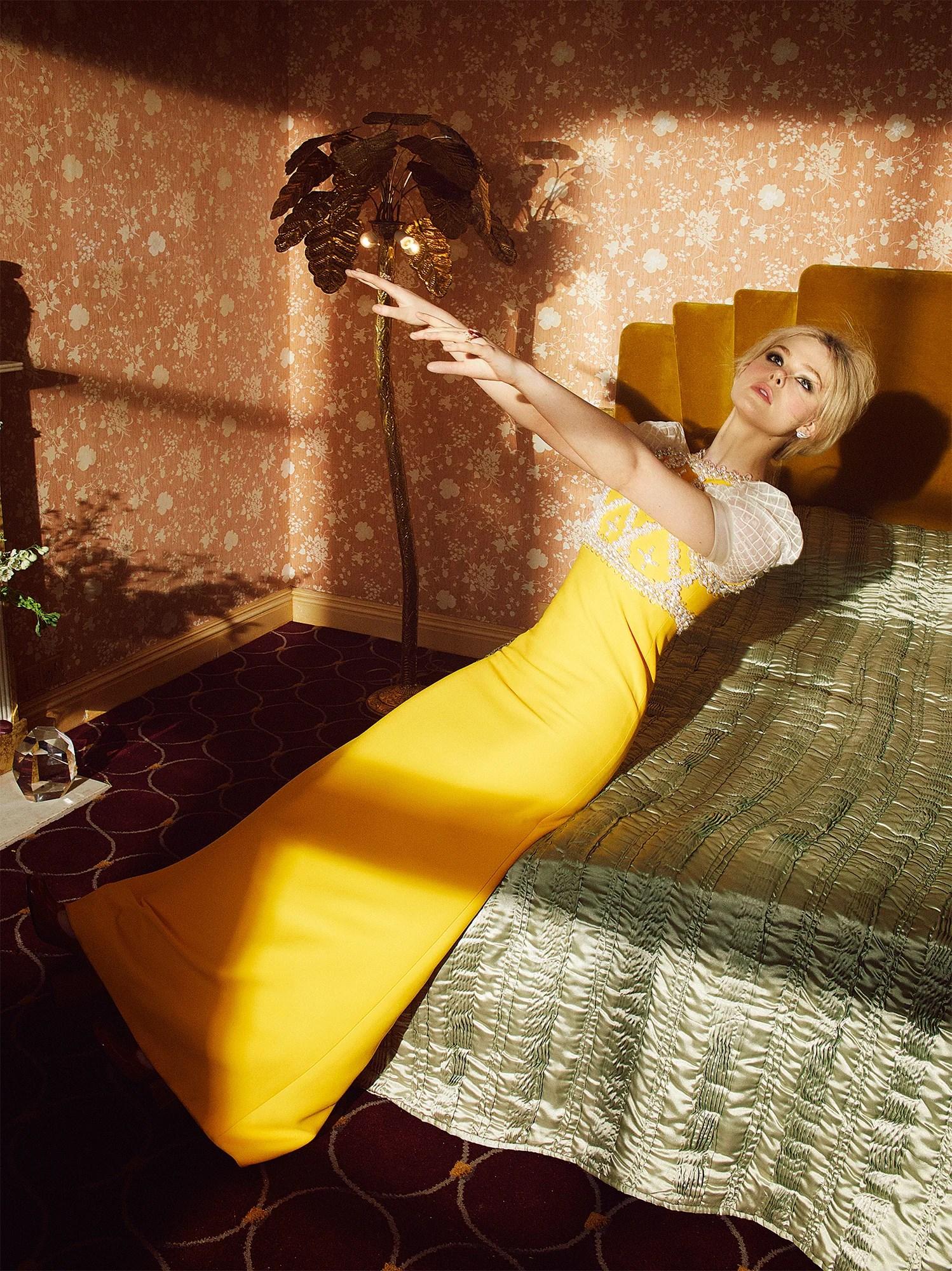Elle Fanning - Vanity Fair Magazine (May 2020)