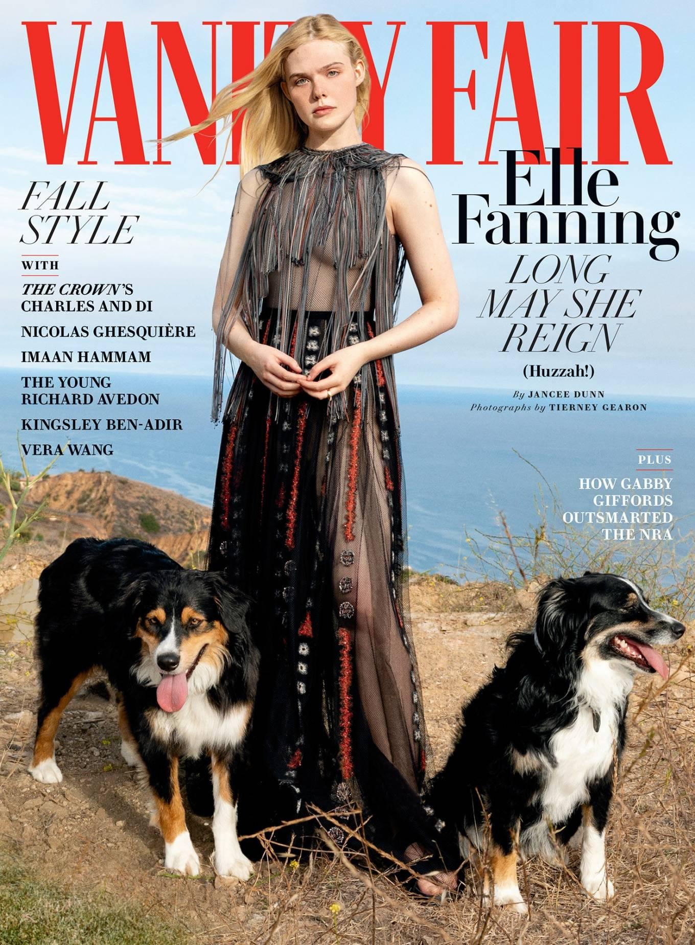 Elle Fanning 2020 : Elle Fanning – Vanity Fair Magazine (October 2020 issue)-04
