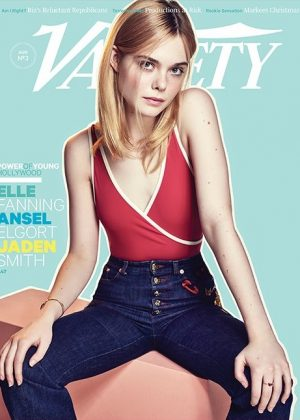 Elle Fanning - Variety's Power of Young Hollywood (September 2016)