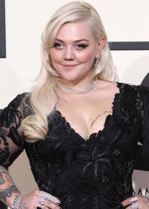 Elle King - 2016 GRAMMY Awards in Los Angeles