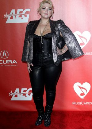 Elle King - 59th GRAMMY Awards - MusiCares Person of the Year Honoring Tom Petty in LA