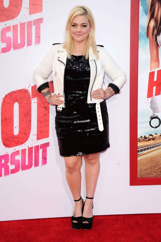 Elle King - 'Hot Pursuit' Premiere in Hollywood