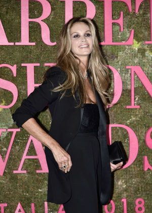 Elle MacPherson - Green Carpet Fashion Awards 2018 in Milan