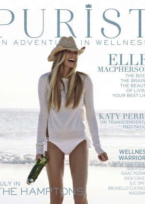 Elle Macpherson - Hamptons Purist Magazine (July 2018)