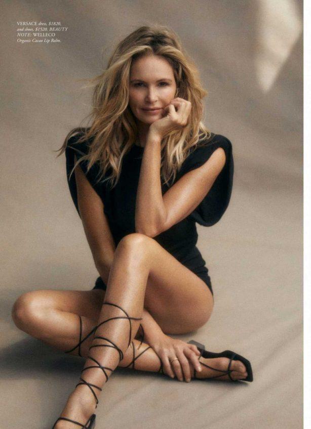 Elle MacPherson - Harper's Bazaar Australia Magazine (May 2020)