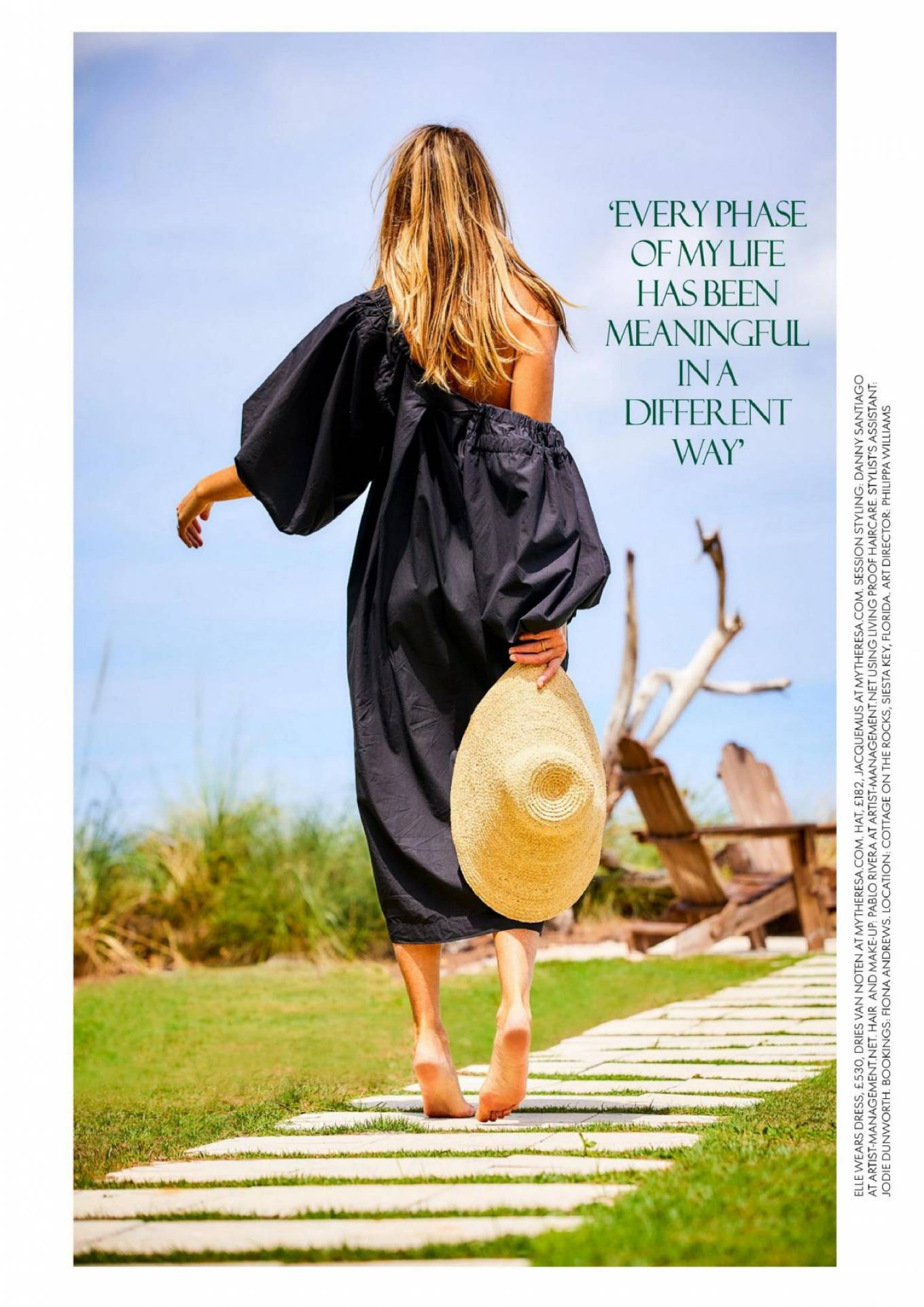 Elle MacPherson 2020 : Elle MacPherson – Red Magazine (UK – August 2020 isseu)-01