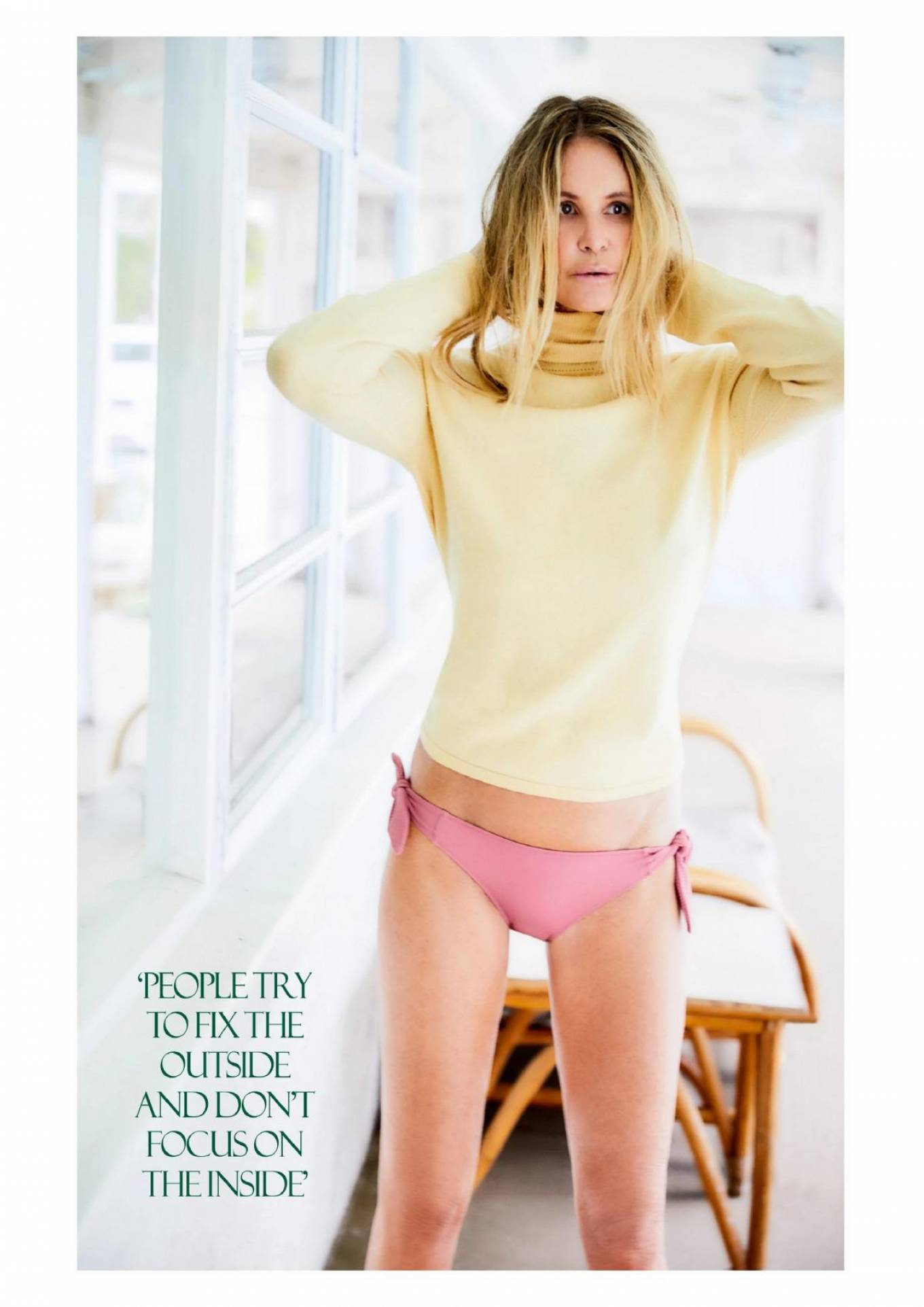 Elle MacPherson 2020 : Elle MacPherson – Red Magazine (UK – August 2020 isseu)-05