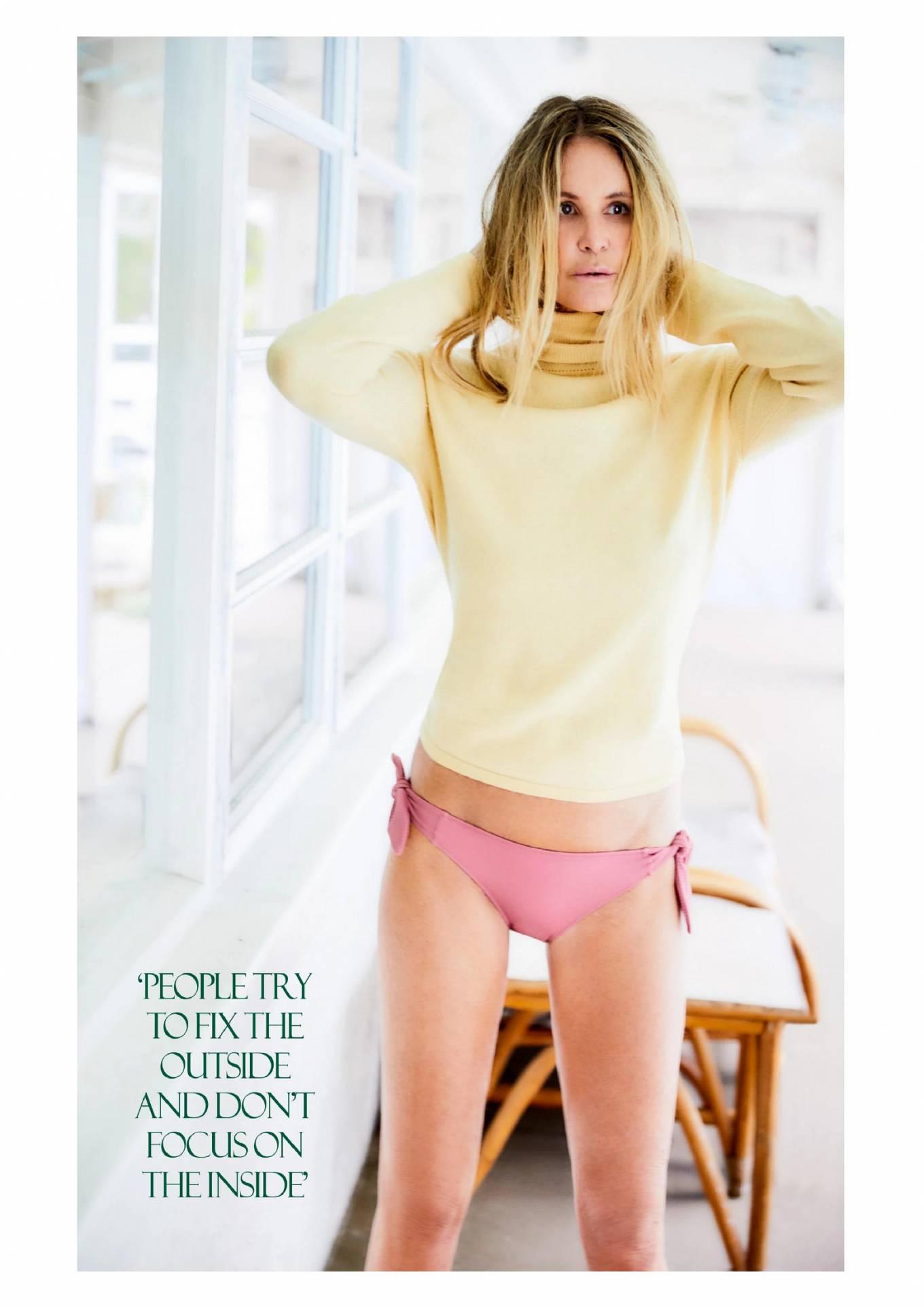 Elle MacPherson 2020 : Elle Macpherson – Red UK Magazine 2020-02