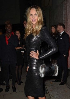 Elle Macpherson - The Veuve Clicquot Widow Series Launch Party in London