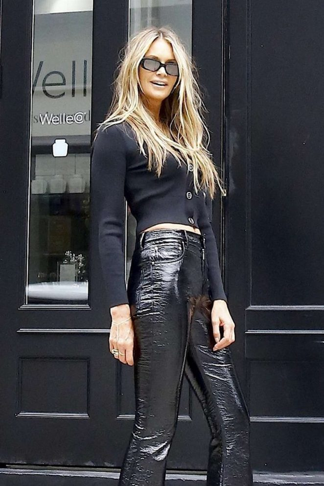 Elle Macpherson – 'Welleco' New Store Opening in New York