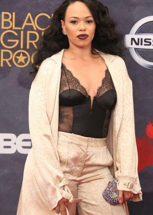 Elle Varner - 2017 BET Black Girls Rock in Newark