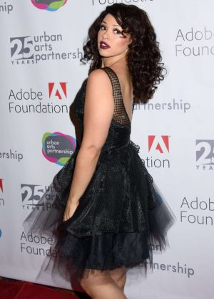 Elle Varner - Urban Arts Partnership 25th Anniversary Benefit in New York