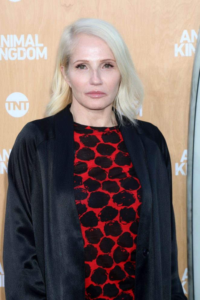 Ellen Barkin - 'Animal Kingdom' Premiere in Venice Beach