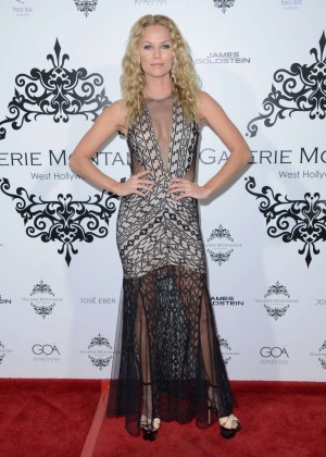 Ellen Hollman - Galerie Montaigne Opening in Los Angeles