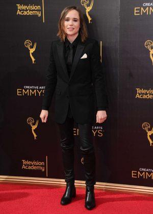 Ellen Page - Creative Arts Emmy Awards 2016 in Los Angeles