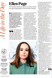 Ellen Page for Sunday Times Magazine (June 2019)