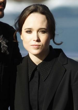 Ellen Page - 'Freeheld' Photocall at 63rd San Sebastian Film Festival...  Ellen Page