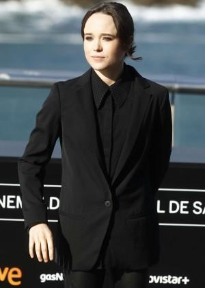 Ellen Page - 'Freeheld' Photocall at 63rd San Sebastian Film Festival in Spain