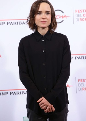 Ellen Page - 'Freeheld' Photocall in Rome