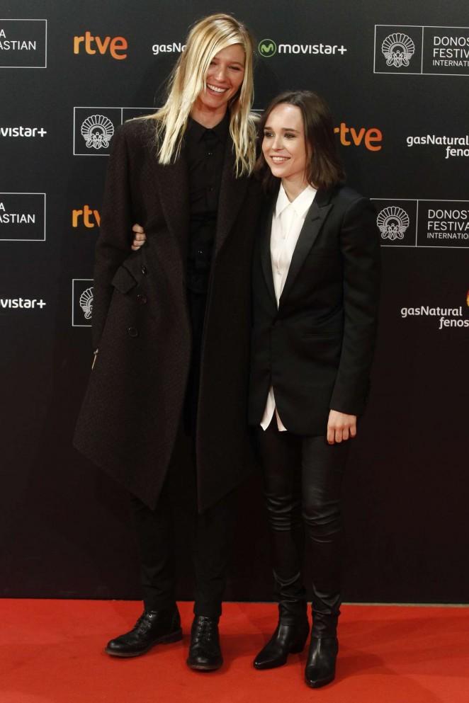 Ellen Page: Freeheld Premiere -01