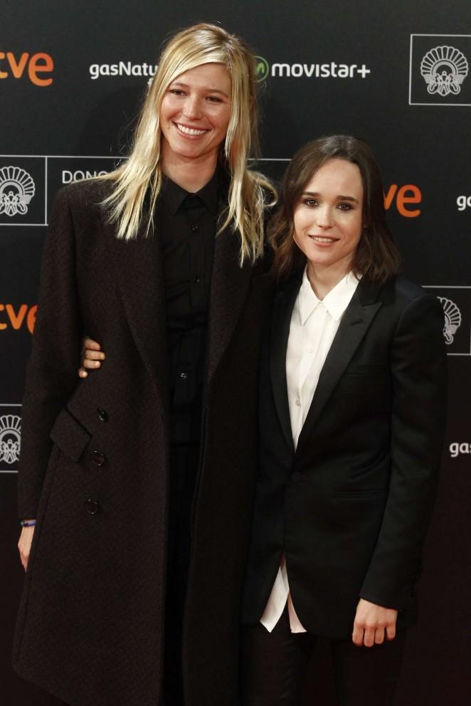 Ellen Page: Freeheld Premiere -08