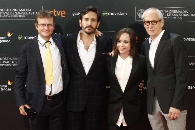 Ellen Page: Freeheld Premiere -09