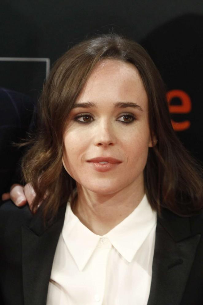 Ellen Page - 'Freeheld' Premiere in San Sebastian