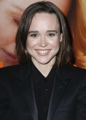 Ellen Page - 'The Revenant' Premiere in London
