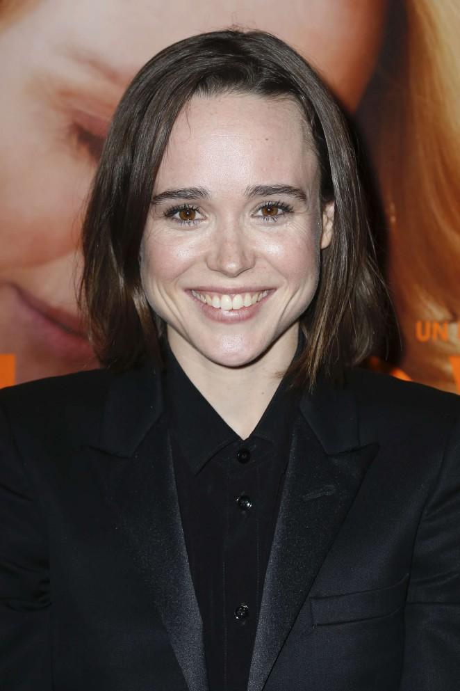 Ellen Page – 'The Revenant' Premiere in London