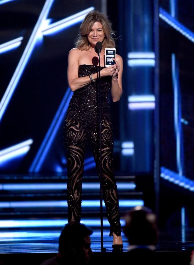 Ellen Pompeo - Billboard Music Awards 2015 in Las Vegas