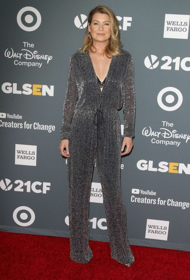 Ellen Pompeo - 2018 GLSEN Respect Awards in Los Angeles