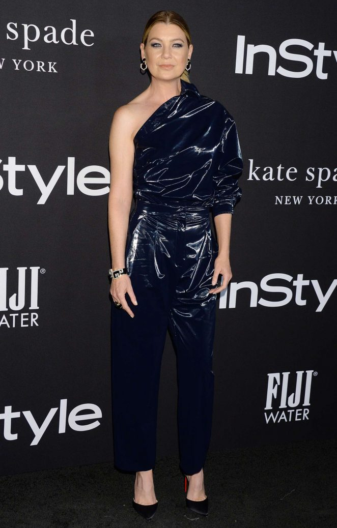 Ellen Pompeo - 2018 InStyle Awards in Los Angeles