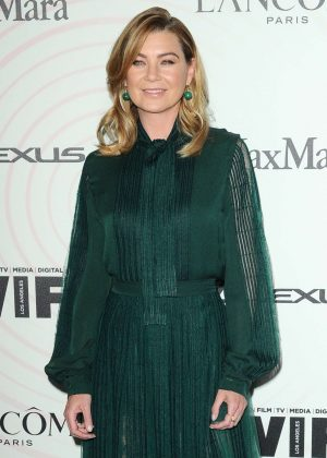 Ellen Pompeo - 2018 Women In Film Crystal and Lucy Awards in Los Angeles