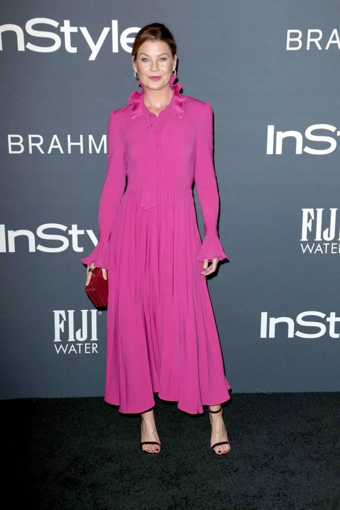 Ellen Pompeo - 3rd Annual InStyle Awards in Los Angeles