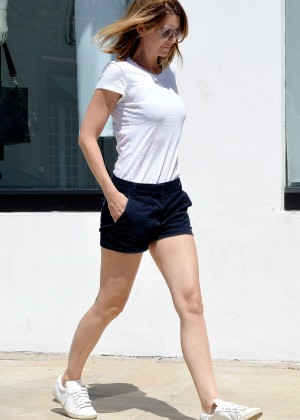 Ellen Pompeo in Shorts Out in West Hollywood