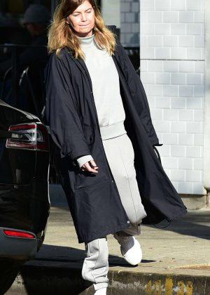 Ellen Pompeo - Out in Los Angeles