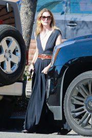 Ellen Pompeo - Out in Los Feliz