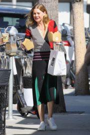 Ellen Pompeo - Out in Studio City