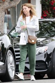 Ellen Pompeo - Out in West Hollywood