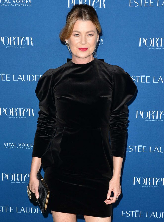 Ellen Pompeo - Porter's 3rd Annual Incredible Women Gala in LA