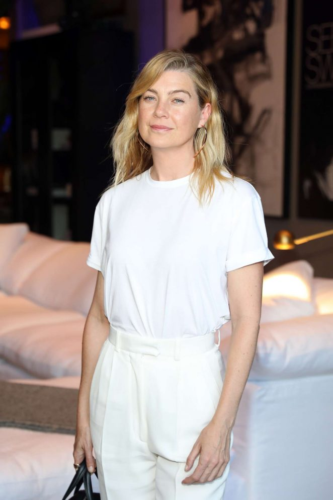 Ellen Pompeo - Restoration Hardware x General Public Launch in LA